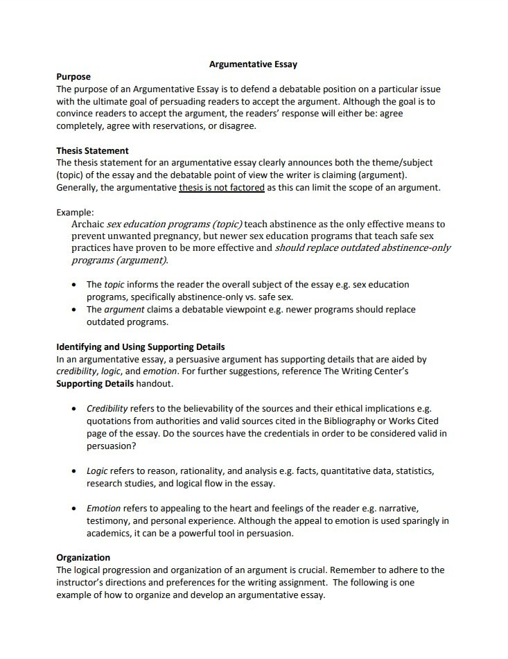 Genetically Modified Food Essay Thesis  How To Write An Essay High School also Computer Science Essays The Thesis Statement Must Be Clear Powerful And Striking Ap English Essays