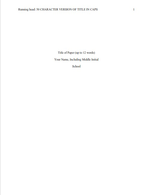 Research Proposal Example (PDF)