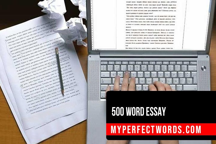 A Complete 500 Word Essay Writing Guide