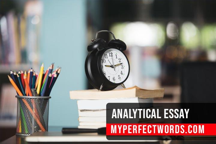 Analytical Essay Example: Outline & Samples