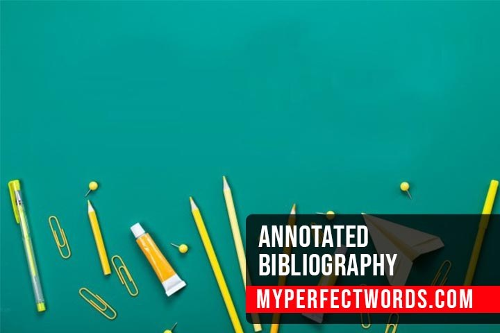 Annotated Bibliography Example and WritingTips
