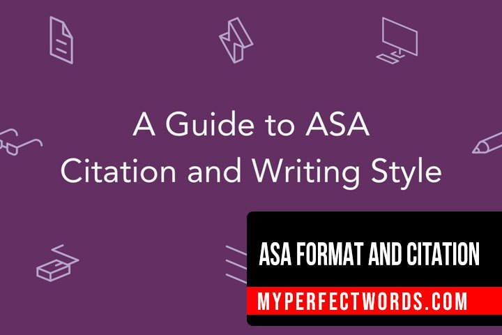 How to Cite in ASA Format - Helpful Examples and Samples