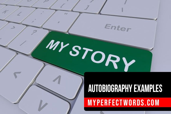 Easy Autobiography Examples for All Students