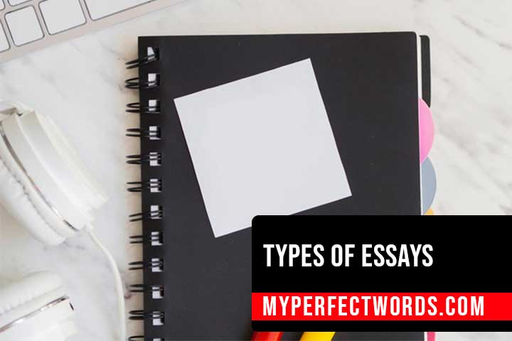 Types Of Essays - Writing Guide and Examples