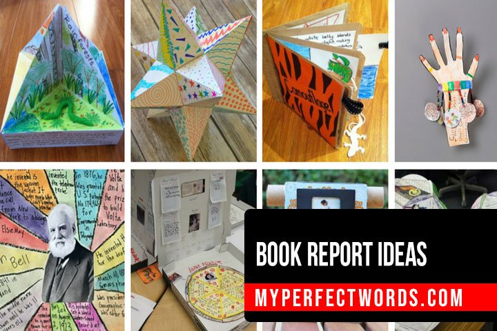Creative and Excellent Book Report Ideas for Students
