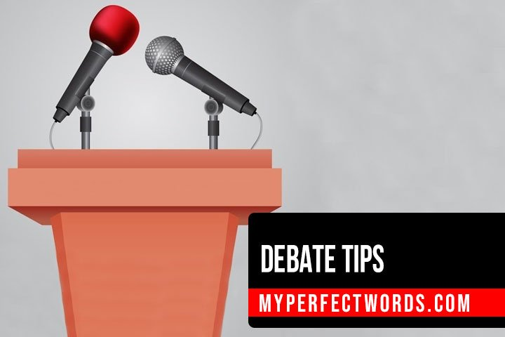 Best Debate Tips for Students - An Easy Guide