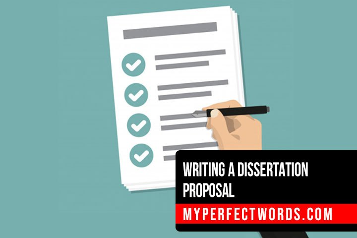 Dissertation Proposal: Writing Guide & Examples