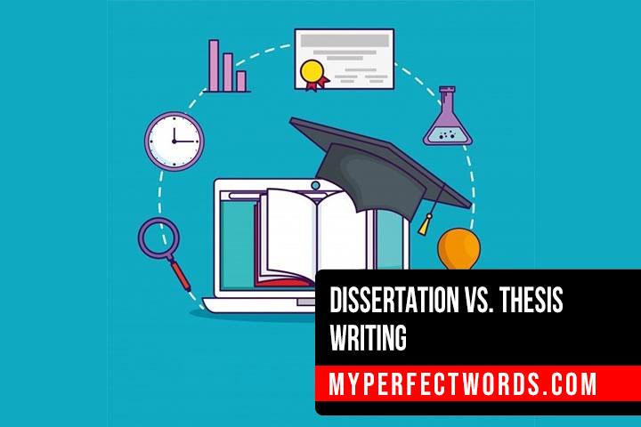 Dissertation Vs Thesis: Learn the Similarities & Differences