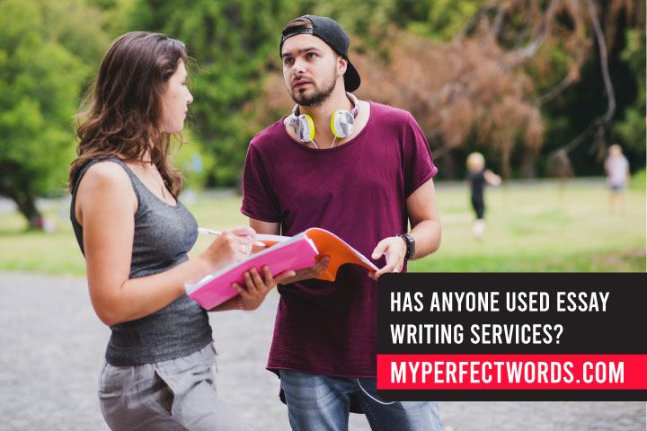 Has anyone used dissertation writing services