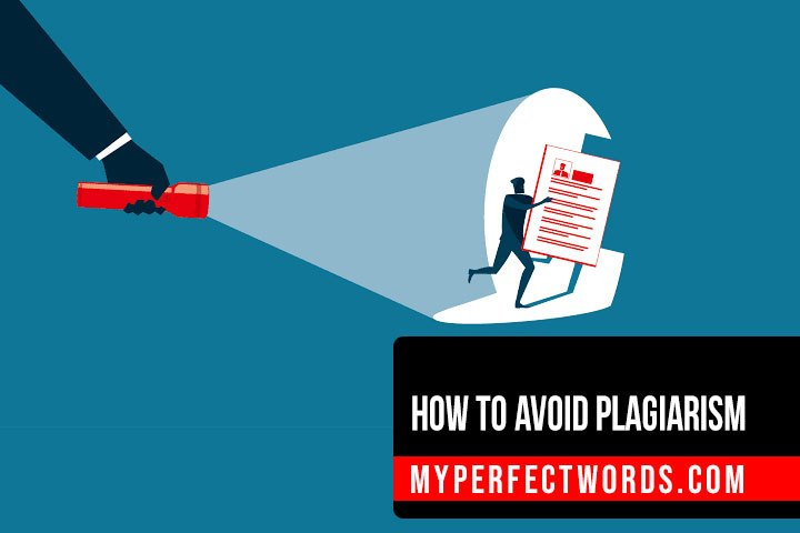 How To Avoid Plagiarism - 5 Steps To A Plagiarism Free Paper