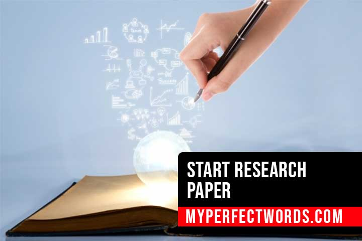How to Start a Research Paper - 7 Easy Steps