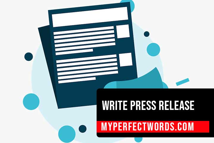How To Write A Press Release - An Easy Guide & Example