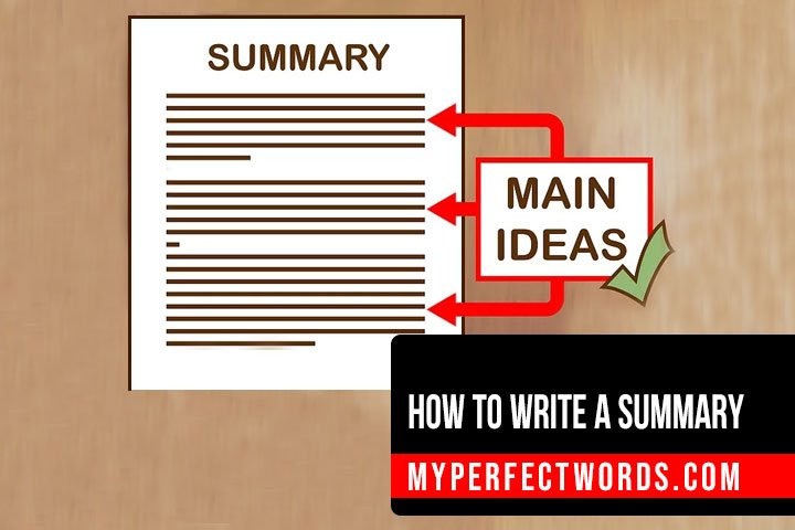 How To Write A Summary - A Beginner's Guide & Example