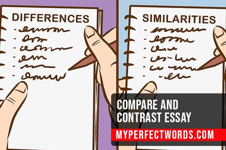 Compare and Contrast Essay - How to Write an Effective Essay