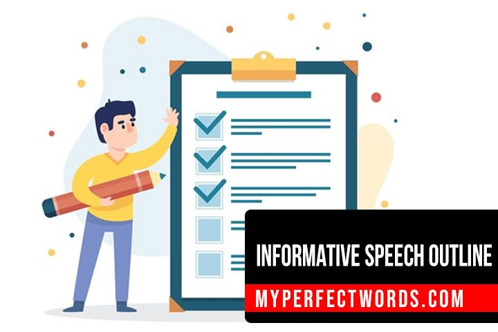 Informative Speech Outline - Format & Writing Tips