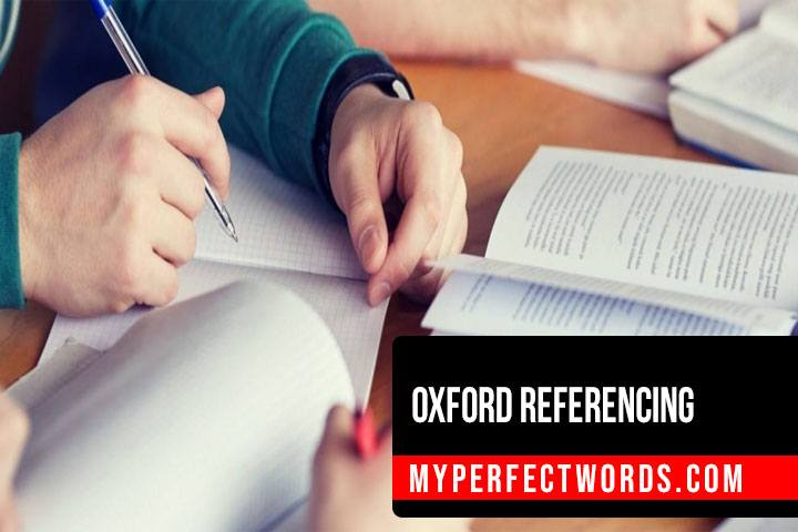 How to Cite in Oxford Referencing Style - Learn All About It