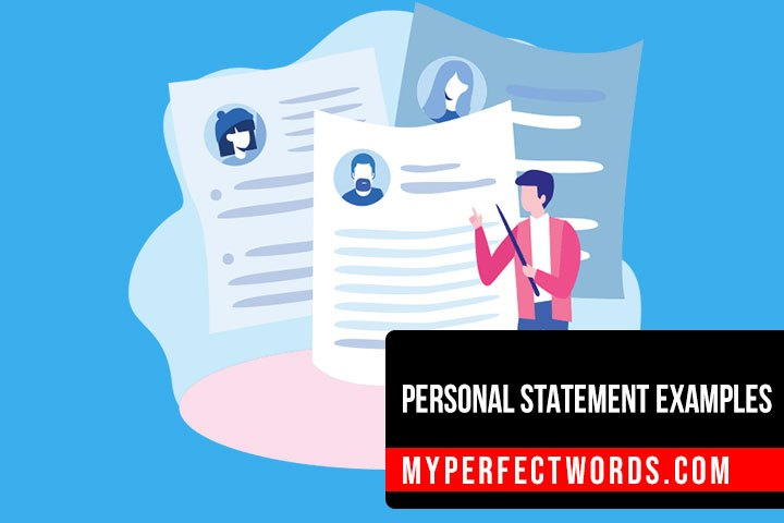 Good Personal Statement Examples You Can Find Online