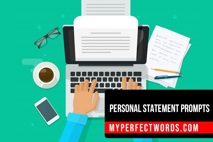 Interesting Personal Statement Prompts 2020