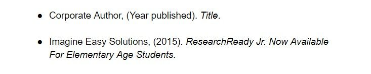 harvard citation for press release examples