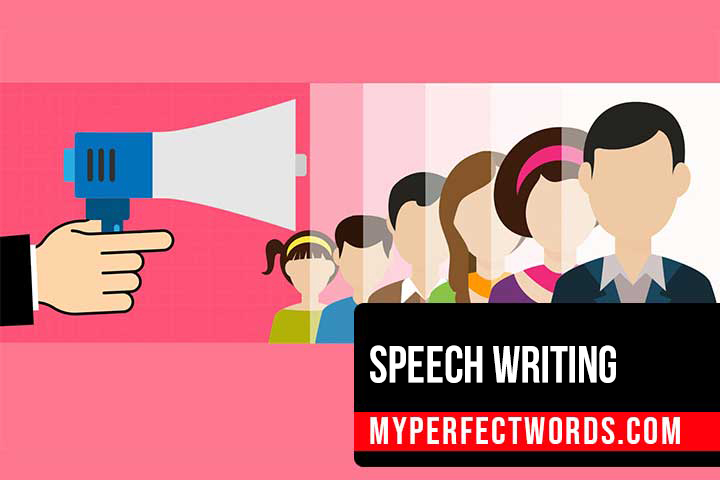 How To Write A Speech - Basic Outline With Sample