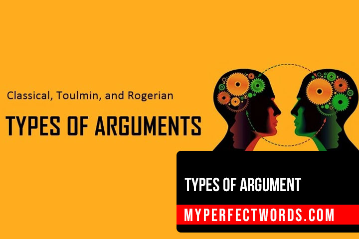 3 Types of Argument