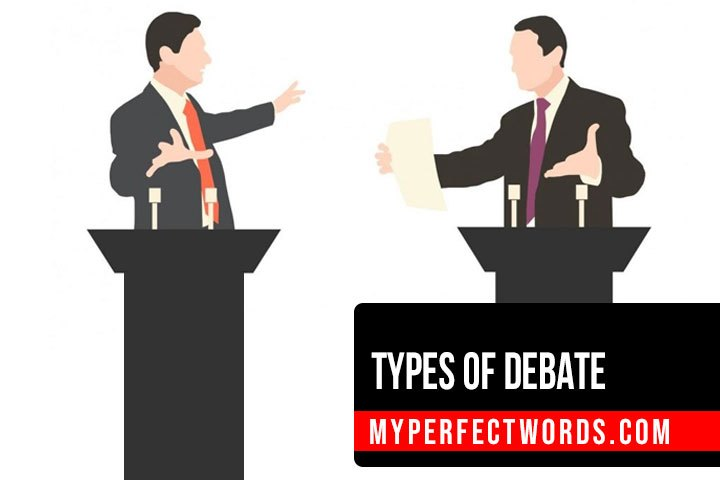 Types of Debate - A Complete Overview & Examples